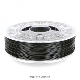 ABS black colorfabb filament