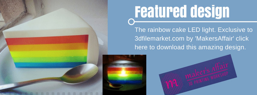 the rainbow lamp