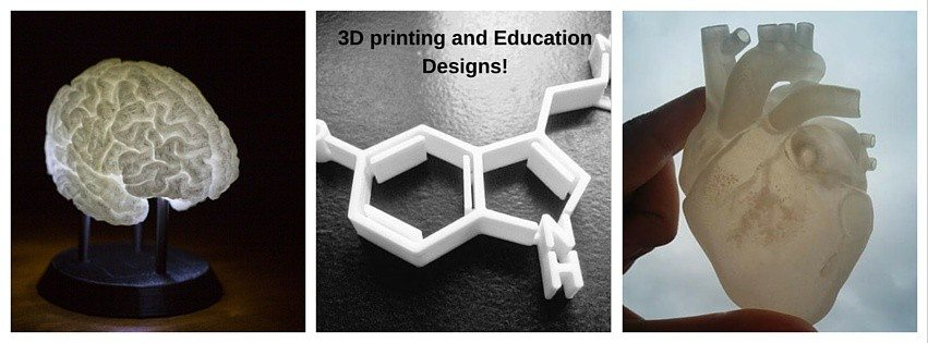 3dprinting and education