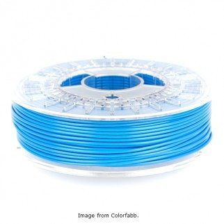 Colorfabb blue abs filament